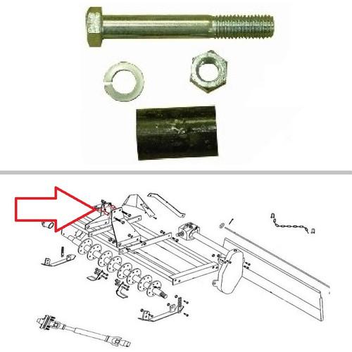 King Kutter Rotary Tiller Lift Arm Spacer Kit -- 505030