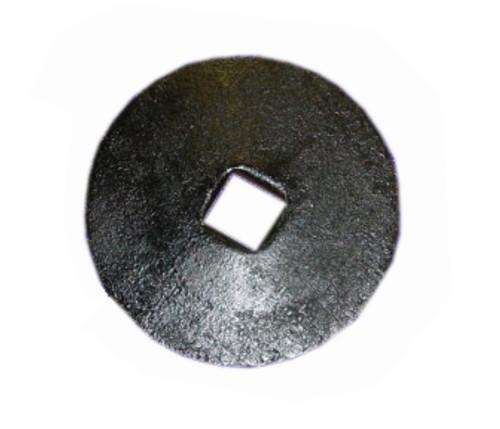 """Axle Cap  1/4""""X5 5/8"""" Round -- 322005"""