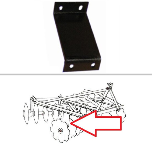 King Kutter Angle Frame Disc Harrow Bearing Stand -- 322060