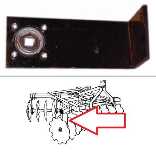 King Kutter Box Frame Disc Harrow Bearing Stand Plate -- 324055