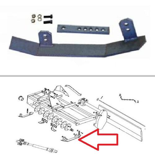 King Kutter Rotary Tiller Right Hand Skid Shoe Kit -- 505057