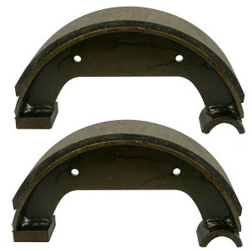 Ford 1700, 1900, 1910 Tractor Brake Shoe (Pair) -- 87344270