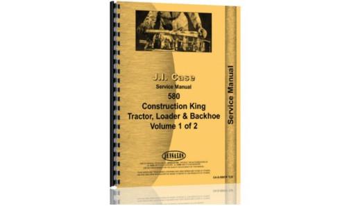 Case Backhoe Manuals