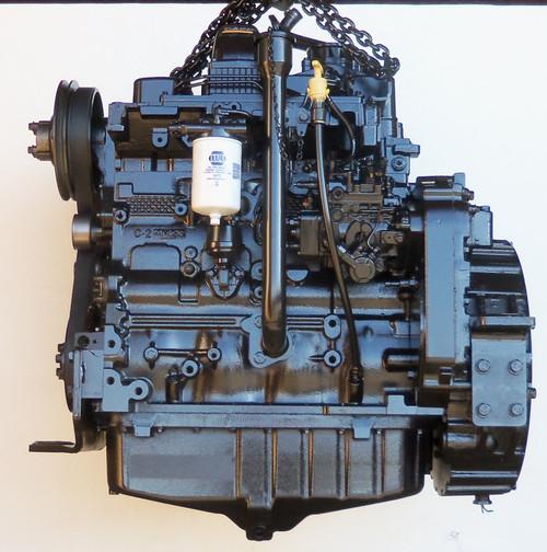Case Backhoe Engine   Rebuilt Case Engines   BrokenTractor com