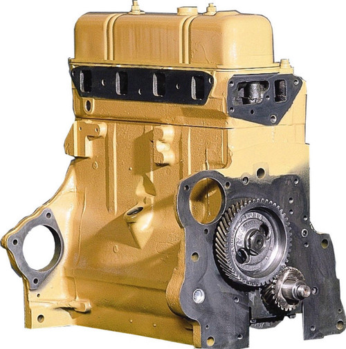 Case Backhoe Engine Long Block | Case Engine Parts | Used