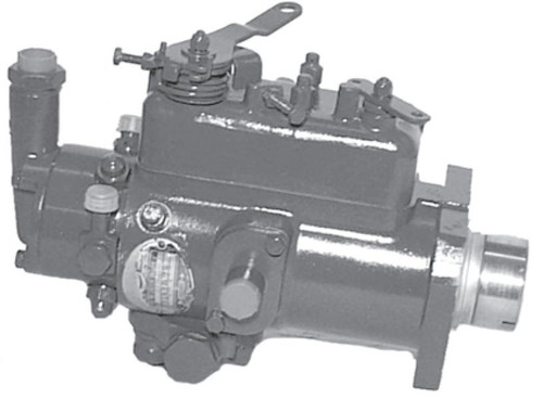 fuel injection pump -- ip20r