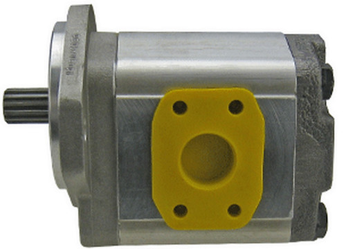 Ford Tractor Front End Loader Hydraulic Pump (New) -- D1NN600B