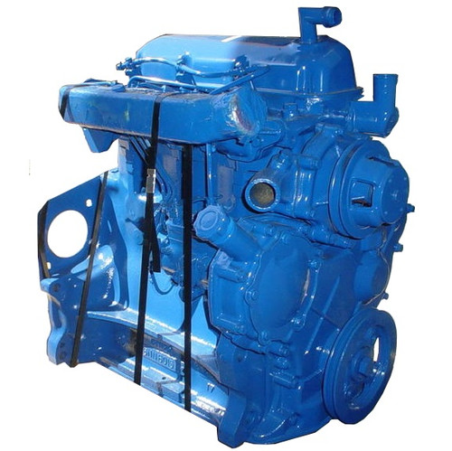 201 cui 3-cylinder diesel engine *includes fuel injection pump non-turbo -