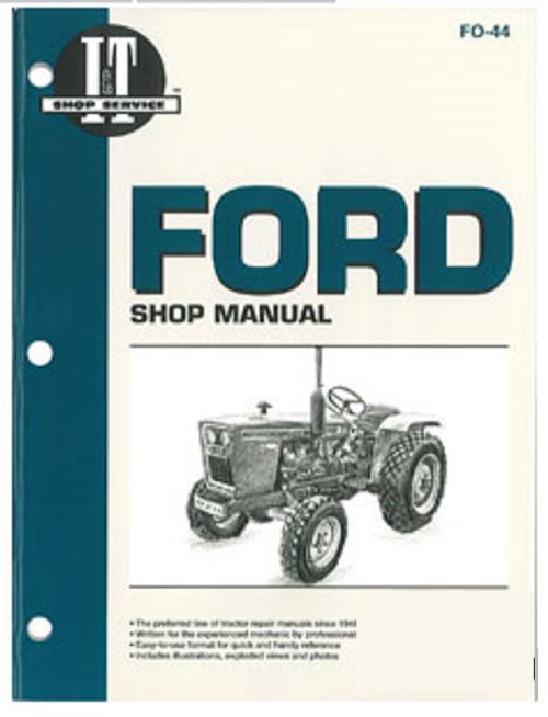 Repair Manual -- FO44