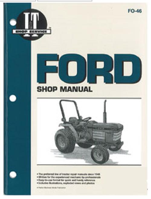 Repair Manual -- FO46