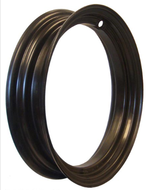 "Blank Front Rim 3"" x 15"" Must weld to your center dish -- IHS195"