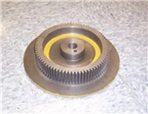 Komatsu D75A, D83E, D83P, D85E Steering Clutch Drum -- 15B-22-11130