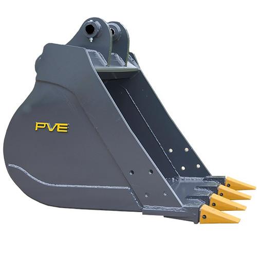 """Cat 320, 320B, EL200, EL200B 36"""" Excavator Bucket -- PV541"""