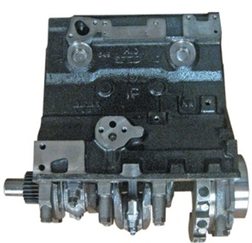 3-cylinder Short Block (NEW)  (Lip Seal) -- S.43766