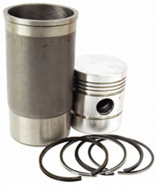 Piston, Ring, and Liner Kit (1 used per cylinder) -- S.57846
