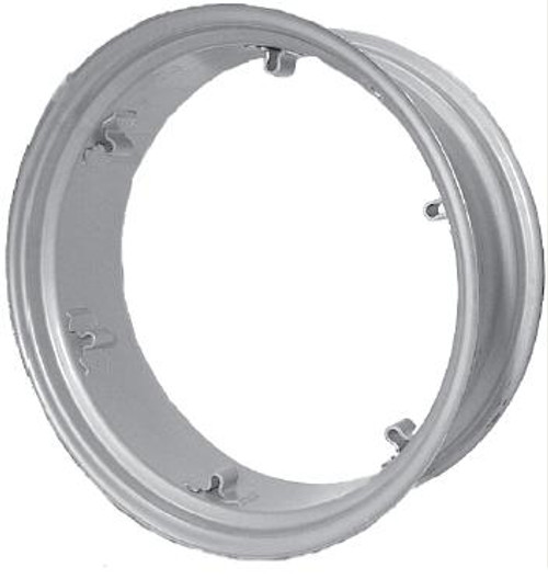 """Ford Tractor 6-Loop Outer Rear Rim- 11"""" x 28"""" -- S.61178"""