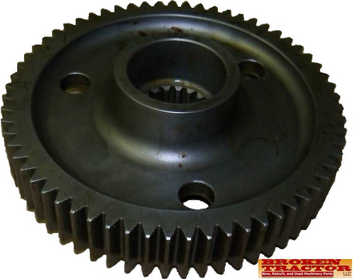 Case Excavator Intermediate Swing Gear -- S612546
