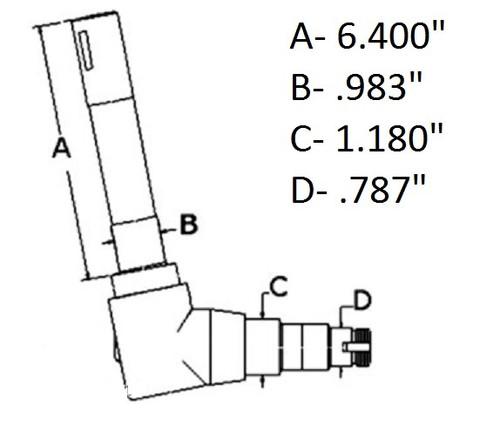 Spindle (Left) -- SBA330301650