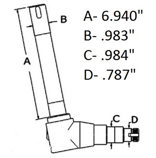Spindle (Left) -- SBA330302531