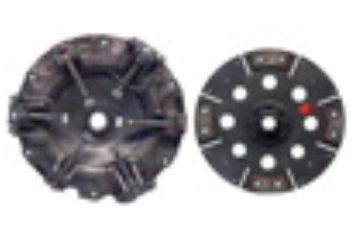Long / FarmTrac Parts - Clutch and Pressure Plate - Broken