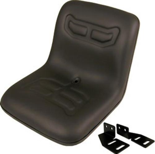 Black 1-Piece Seat -- VLD1590