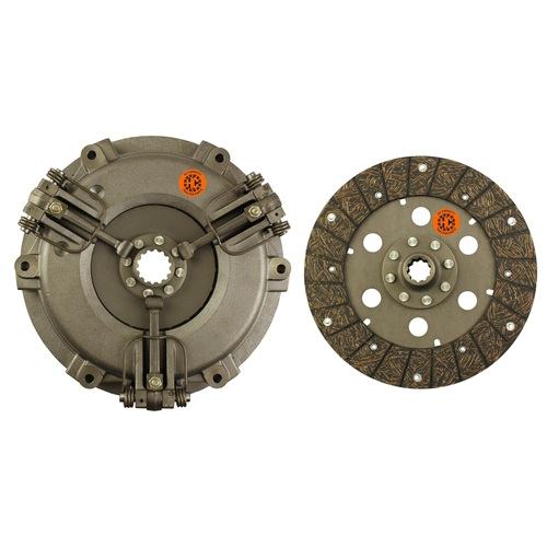 Long Tractor Clutch and Pressure Plate