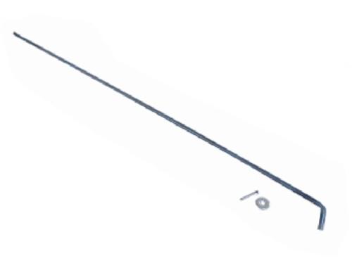 King Kutter Rotary Tiller Tailgate Rod -- 505116