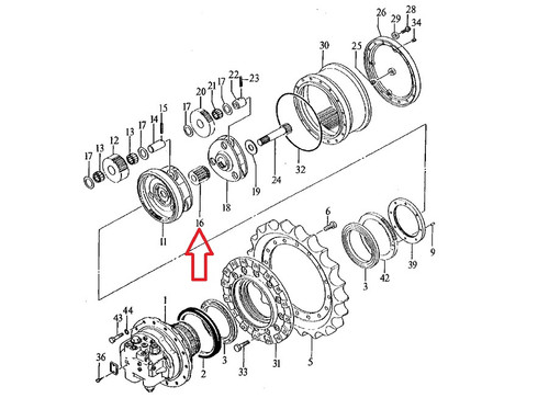 Deere 120 Excuators Wireing Diagram