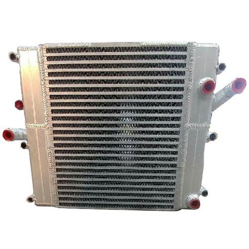 John Deere Backhoe Hydraulic Oil Cooler -- AT178689