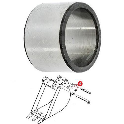 Case 480D, 480E Backhoe Bucket Link Bushing -- D30933-Bushing