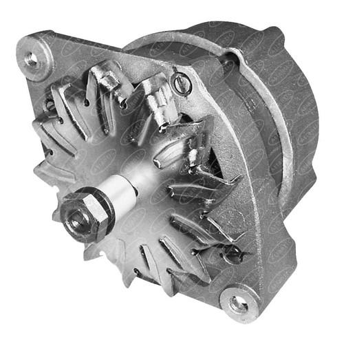 Case Backhoe Alternator - New -- A168125