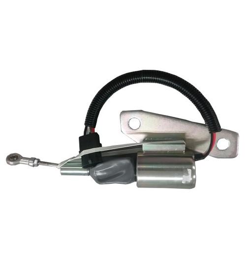 Case Dozer Fuel Shut Off Solenoid