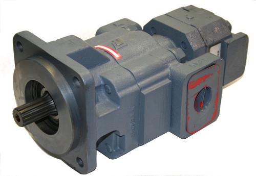 Case Backhoe Hydraulic Pump on