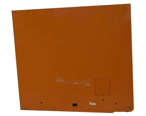 Case 480D, 480E Left Engine Shield -- D129481