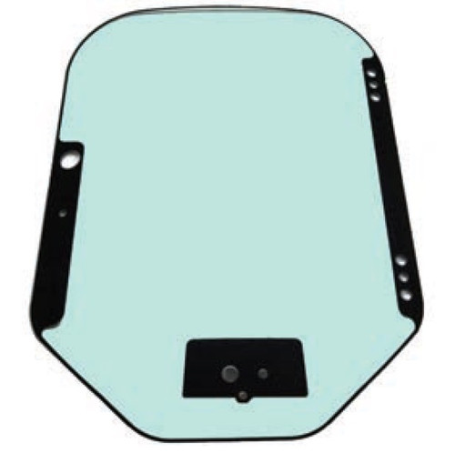 Bobcat Front Windshield Glass -- 7120401