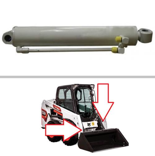 Bobcat Bucket Tilt Cylinder 843 -- 6539808