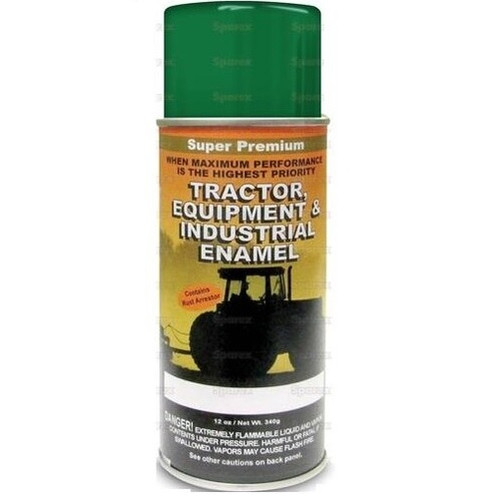 John Deere Tractor Classic Green Spray Paint -- 118640