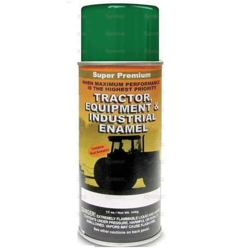 John Deere Tractor Green Spray Paint -- 118644