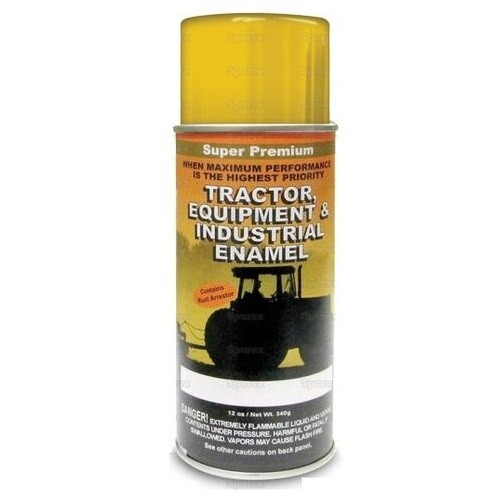 John Deere Tractor Yellow Spray Paint -- 118646