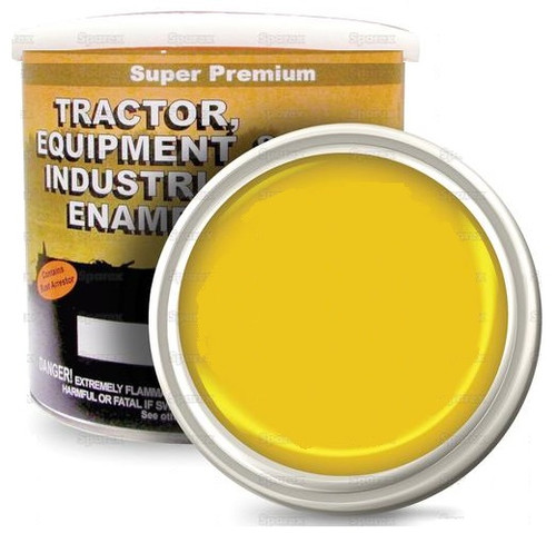 John Deere Tractor Yellow Paint, Gallon -- 118645