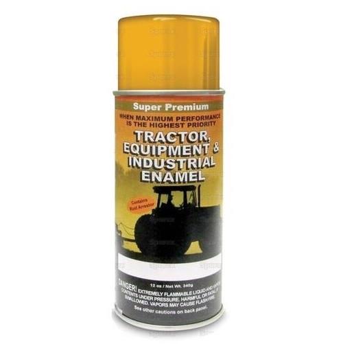 Deere Industrial Yellow Spray Paint -- 118771