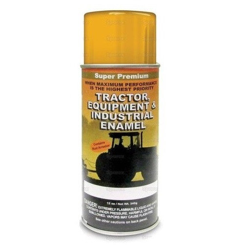 Deere Industrial Yellow Spray Paint -- 118771