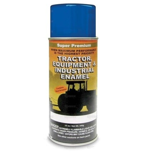 Ford Tractor Blue Spray Paint -- 118565