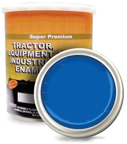 Ford Blue Tractor Paint, Quart  -- 118566