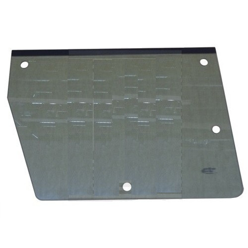 Bobcat Lower Door Glass -- 6664573
