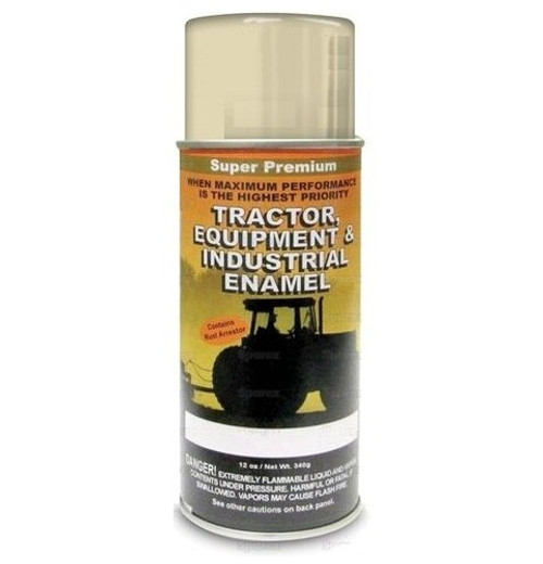 New Holland Tractors Bianco White Spray Paint -- 118722