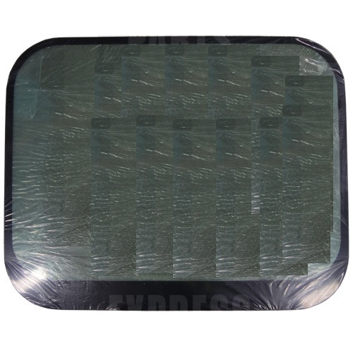 Bobcat Rear Window Glass -- 7102991