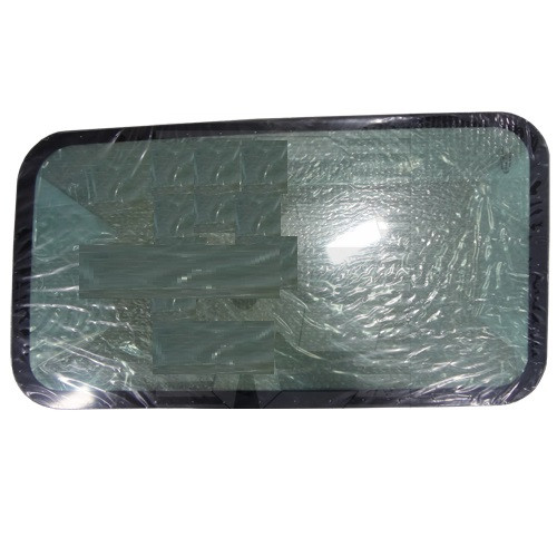 Bobcat Rear Side Glass (Left Hand) -- 7170287