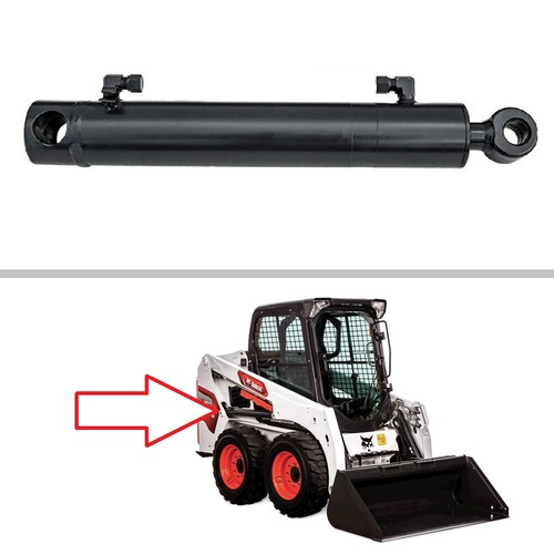 Bobcat Loader Lift Cylinder Cushioned Boom S530, S570, S590, T590 -- 7256068