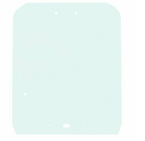 Kubota SVL75, SVL90 Skid Steer Track Loader Front Door Glass  -- DV0621-34520